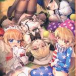【東方】クラピーちゃんにオトナの遊び方を教わっちゃう妖精さん達・・・やっぱりみんな興味シンシンなのでしたwwwwww